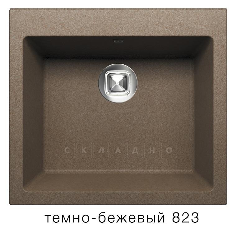 Кухонная мойка TOLERO R-111 кварцевая фото 6 | интернет-магазин Складно