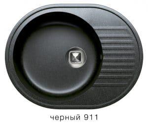 Кухонная мойка TOLERO R-122 кварцевая овальная 7000 рублей, фото 7   интернет-магазин Складно