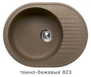 Кухонная мойка TOLERO R-122 кварцевая овальная 7000 рублей, фото 6   интернет-магазин Складно