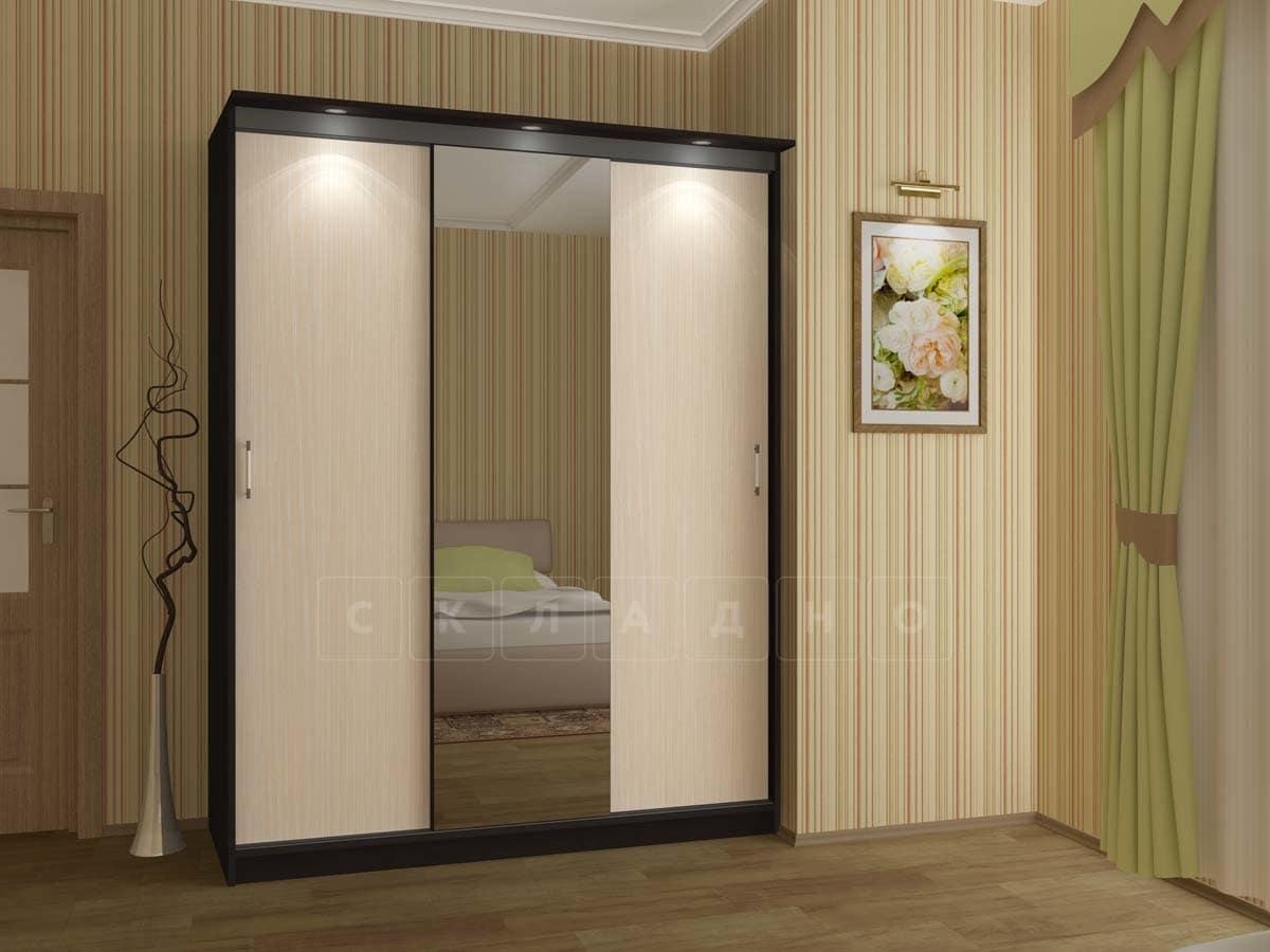 Шкаф-купе Альянс 1,5 м фото 1 | интернет-магазин Складно