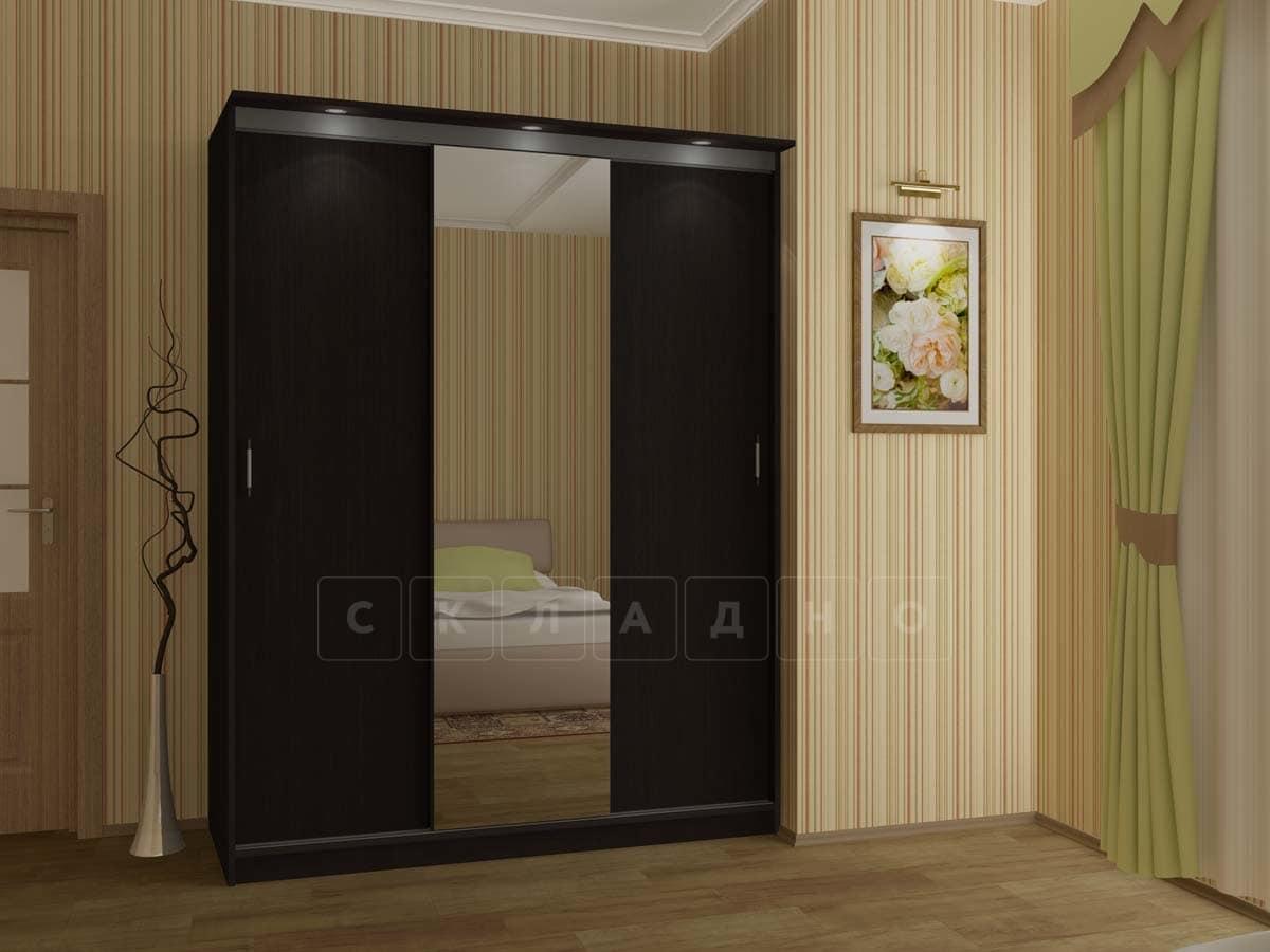Шкаф-купе Альянс 1,5 м фото 3 | интернет-магазин Складно