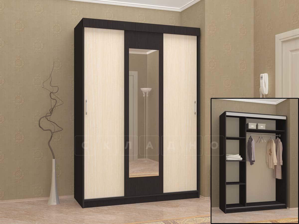 Шкаф-купе Вавилон 2,3м фото 2 | интернет-магазин Складно
