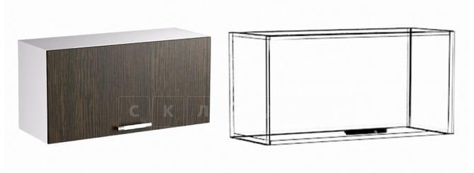 Кухонный навесной шкаф газовка Шарлотта ШВГ50 фото 1 | интернет-магазин Складно
