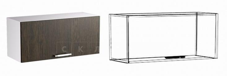 Кухонный навесной шкаф газовка Шарлотта ШВГ60 фото 1 | интернет-магазин Складно