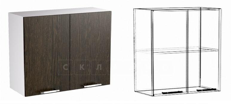 Кухонный навесной шкаф Шарлотта ШВ100 фото 1 | интернет-магазин Складно