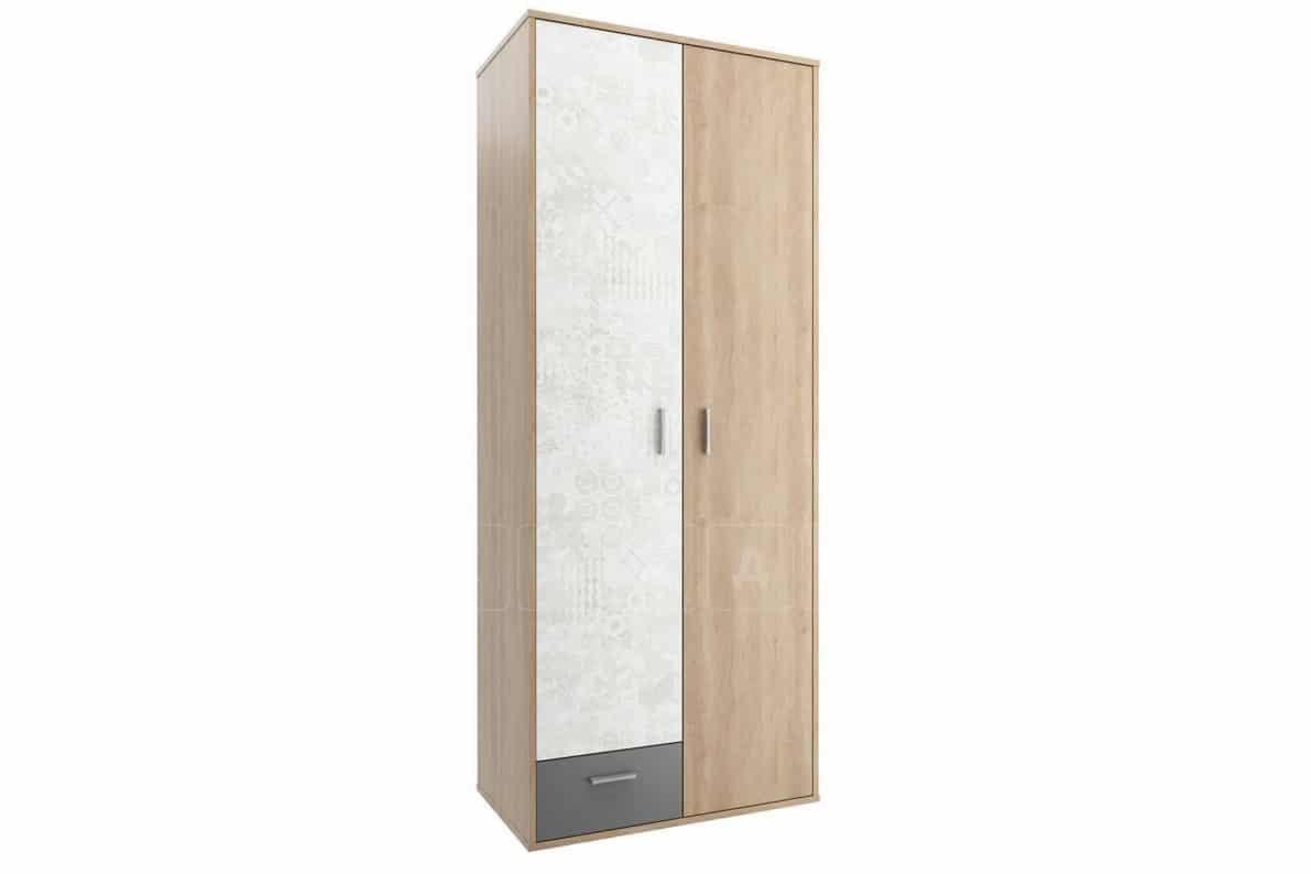 Шкаф 2-х дверный Арчи фото 3 | интернет-магазин Складно