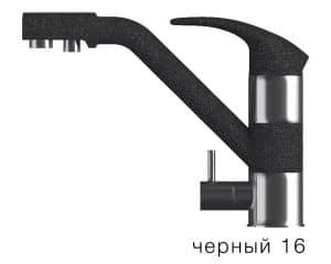 Смеситель кухонный ДУО с возможностью подключения фильтра воды 10500 рублей, фото 6 | интернет-магазин Складно