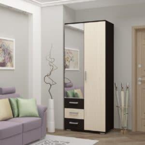 Шкаф малый Нота-11 7250 рублей, фото 3 | интернет-магазин Складно