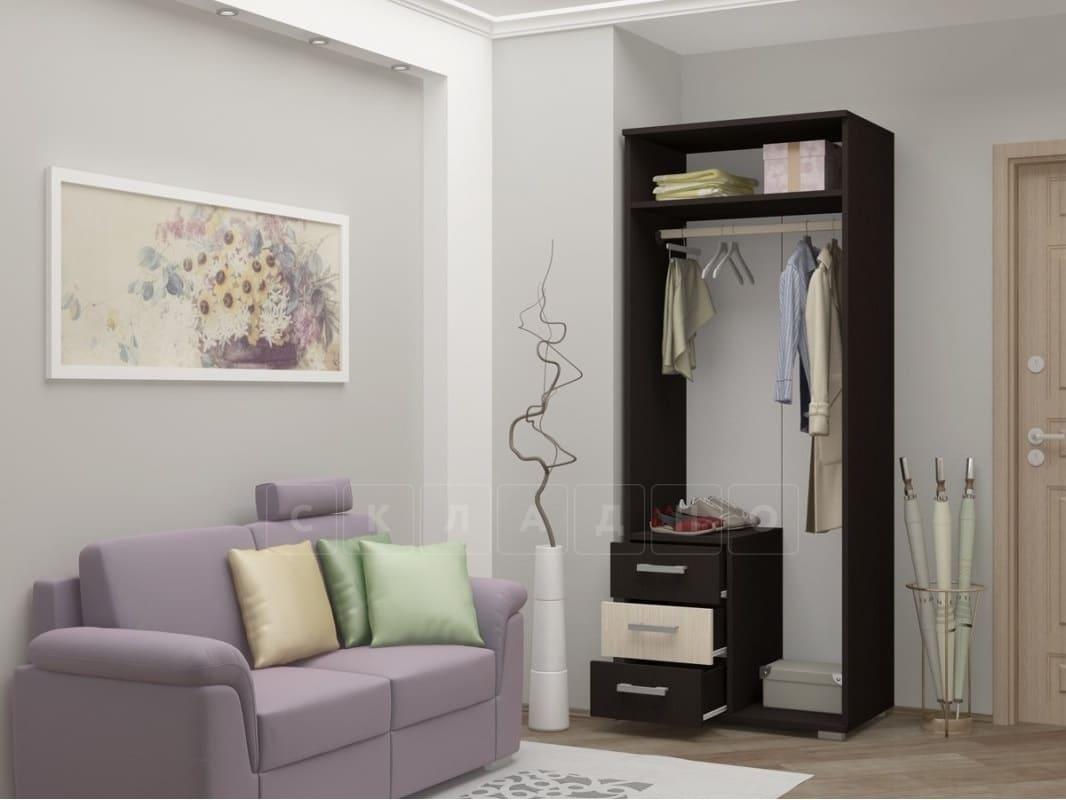 Шкаф малый Нота-11 фото 4 | интернет-магазин Складно