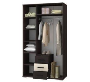 Шкаф большой Нота-11 7390 рублей, фото 2 | интернет-магазин Складно