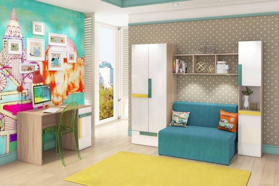 Набор детской мебели Умка вариант 2 фото | интернет-магазин Складно