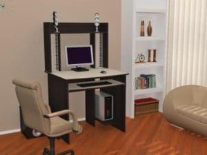 Компьютерный стол СК-1 фото | интернет-магазин Складно