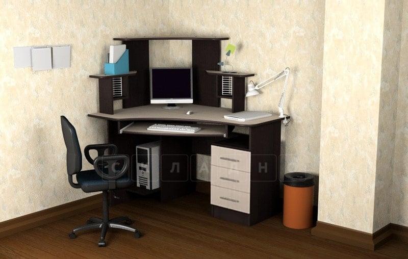 Компьютерный стол СКУ-1 фото 1 | интернет-магазин Складно