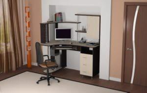 Компьютерный стол СКУ-7 фото | интернет-магазин Складно