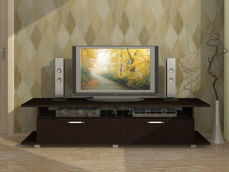 Тумба под телевизор ТТВ-4 фото 1 | интернет-магазин Складно