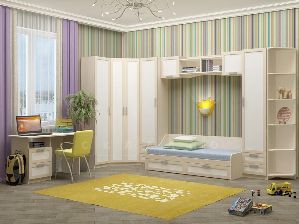 Набор детской мебели Юниор-7 рамочный вариант 1 фото 1   интернет-магазин Складно