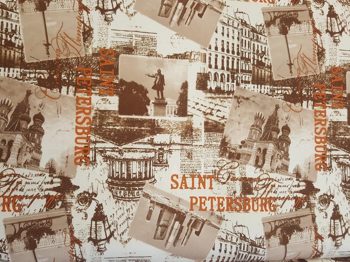 Диван выкатной Питерский 140 флок фото 6 | интернет-магазин Складно