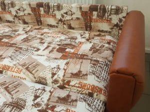 Диван выкатной Питерский 140 флок 8750 рублей, фото 5 | интернет-магазин Складно