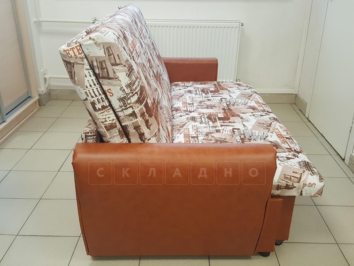 Диван выкатной Питерский 140 флок фото 3 | интернет-магазин Складно