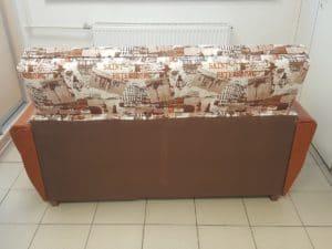 Диван выкатной Питерский 140 флок 8750 рублей, фото 4 | интернет-магазин Складно