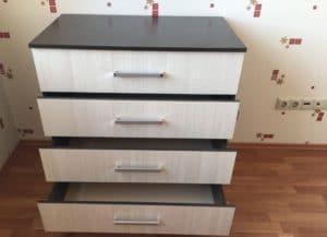 Комод Сакура с 4 ящиками 5280 рублей, фото 2 | интернет-магазин Складно