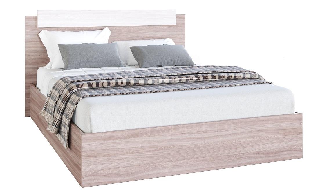 Кровать Эко 140 см фото 2 | интернет-магазин Складно