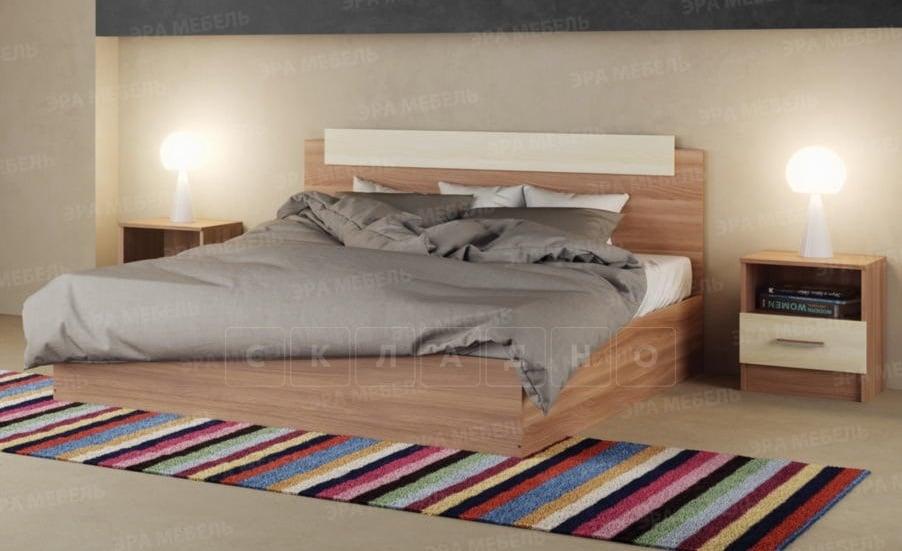Кровать Эко 160см фото 1 | интернет-магазин Складно