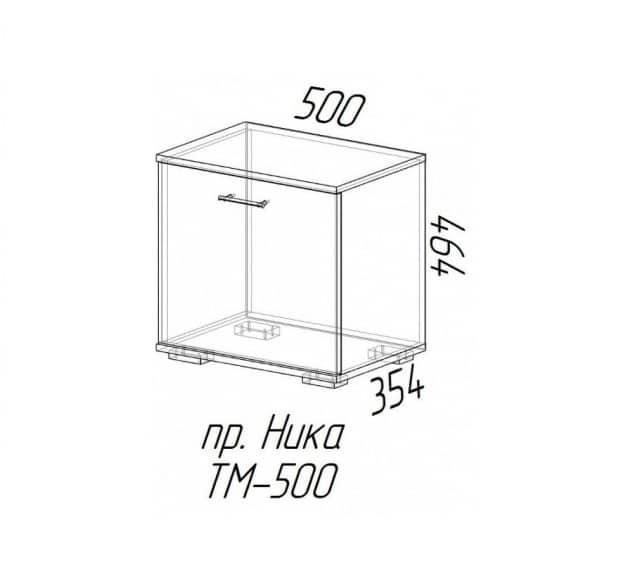 Прихожая угловая Ника-5 лдсп 1,70х1,06м фото 5 | интернет-магазин Складно