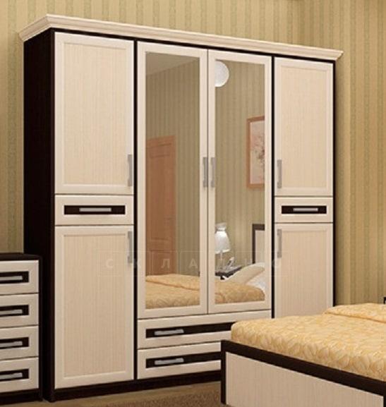 Шкаф распашной Грация 160см фото 1 | интернет-магазин Складно