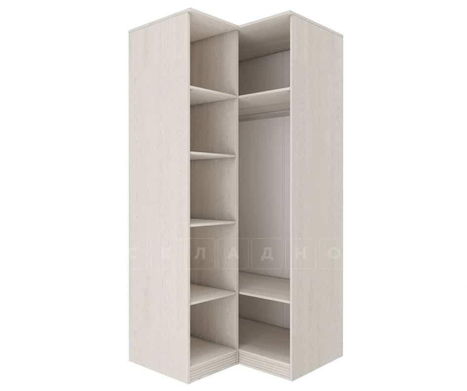 Угловой шкаф с зеркалом Лозанна фото 2 | интернет-магазин Складно