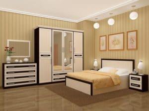 Спальный гарнитур Грация  39950  рублей, фото 1 | интернет-магазин Складно