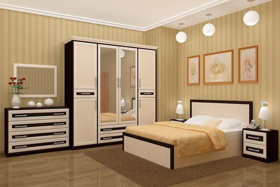 Спальный гарнитур Грация фото   интернет-магазин Складно