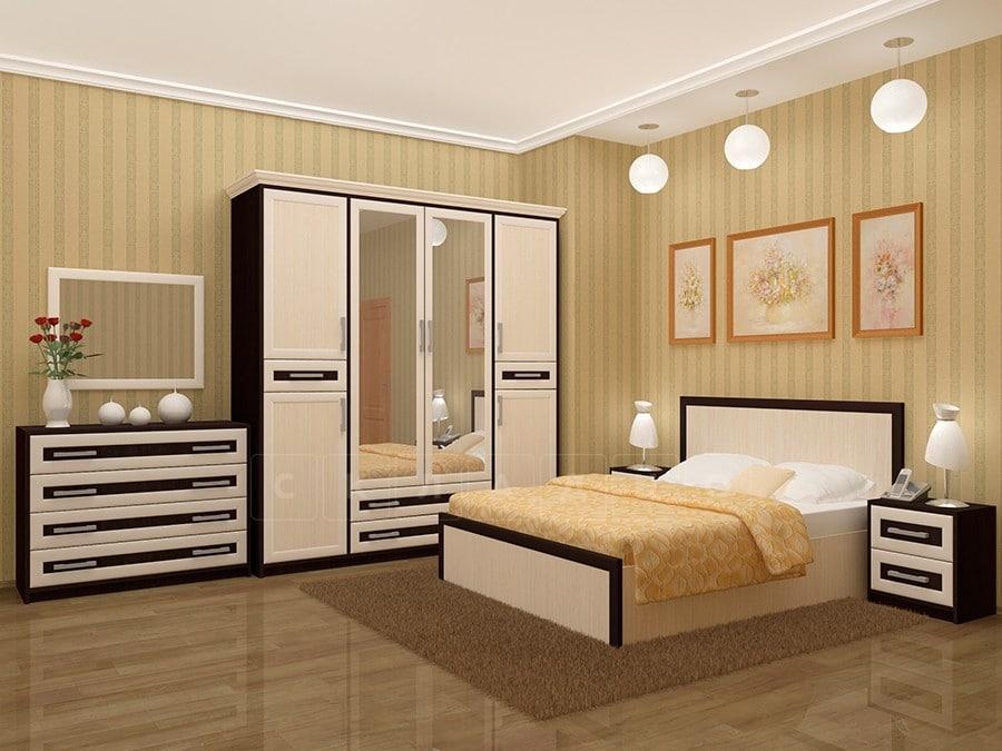 Спальный гарнитур Грация фото 1 | интернет-магазин Складно