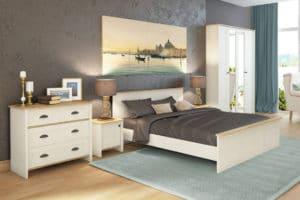 Спальный гарнитур Тифани фото | интернет-магазин Складно
