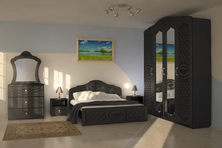 Спальный гарнитур Венеция фото   интернет-магазин Складно