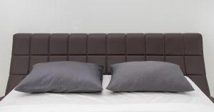 Мягкая кровать Оливия 160 см экокожа шоколад 19990 рублей, фото 5 | интернет-магазин Складно