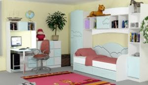 Набор детской мебели Облако  32890  рублей, фото 1 | интернет-магазин Складно