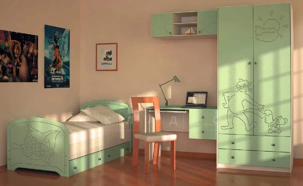 Набор детской мебели Том и Джери вариант 1 фото 1 | интернет-магазин Складно