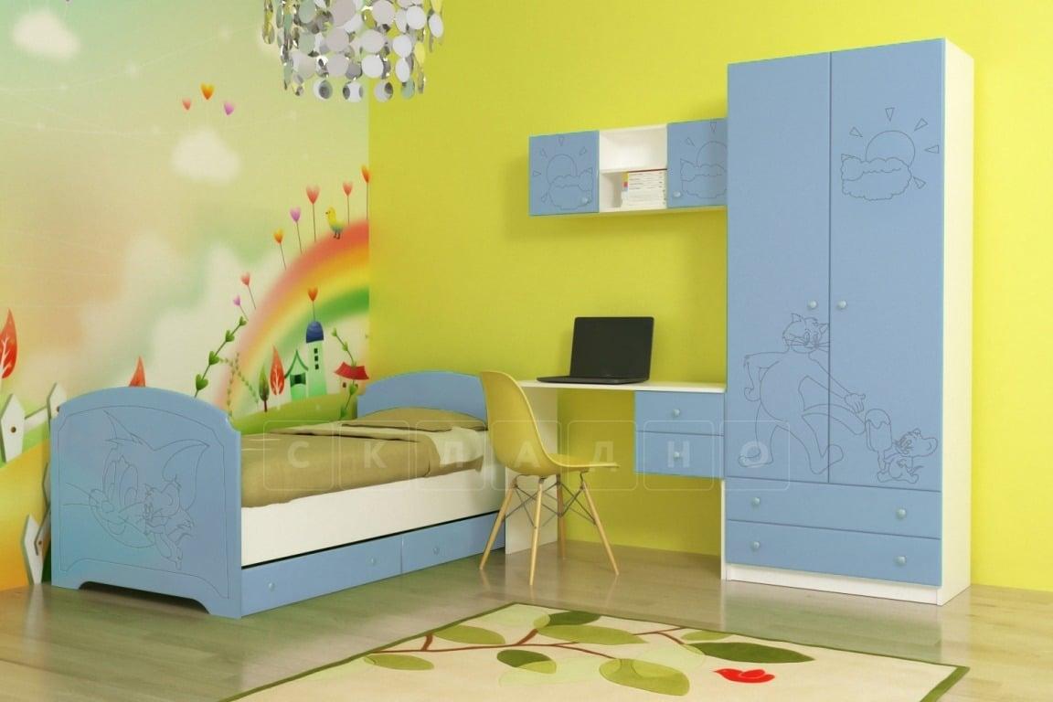 Набор детской мебели Том и Джери вариант 1 фото 2 | интернет-магазин Складно