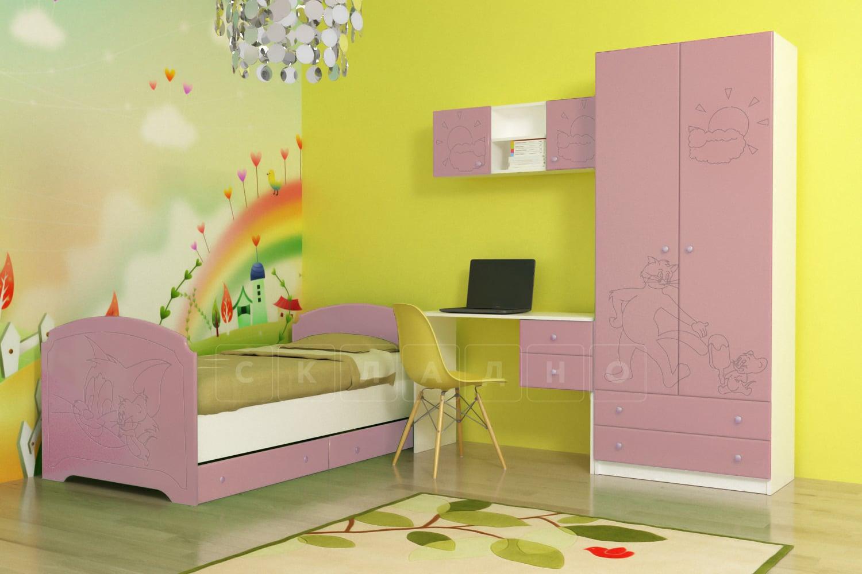 Набор детской мебели Том и Джери вариант 1 фото 3 | интернет-магазин Складно