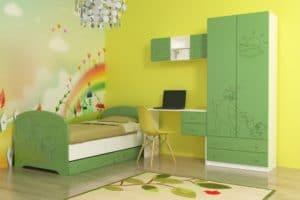 Набор детской мебели Том и Джери вариант 1 19590 рублей, фото 4 | интернет-магазин Складно