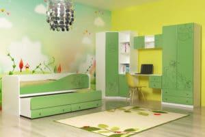 Набор детской мебели Том и Джери вариант 2 33670 рублей, фото 3 | интернет-магазин Складно