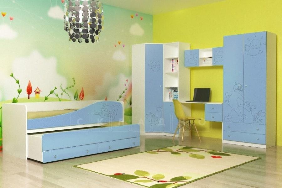 Набор детской мебели Том и Джери вариант 2 фото 2 | интернет-магазин Складно