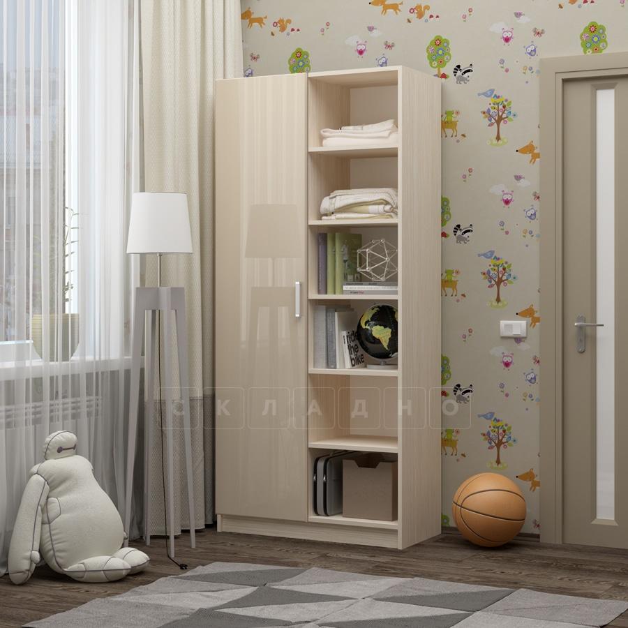 Шкаф в детскую Бемби-9 фото 3 | интернет-магазин Складно