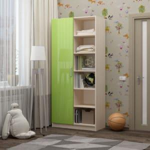 Шкаф в детскую Бемби-9  7350  рублей, фото 1 | интернет-магазин Складно