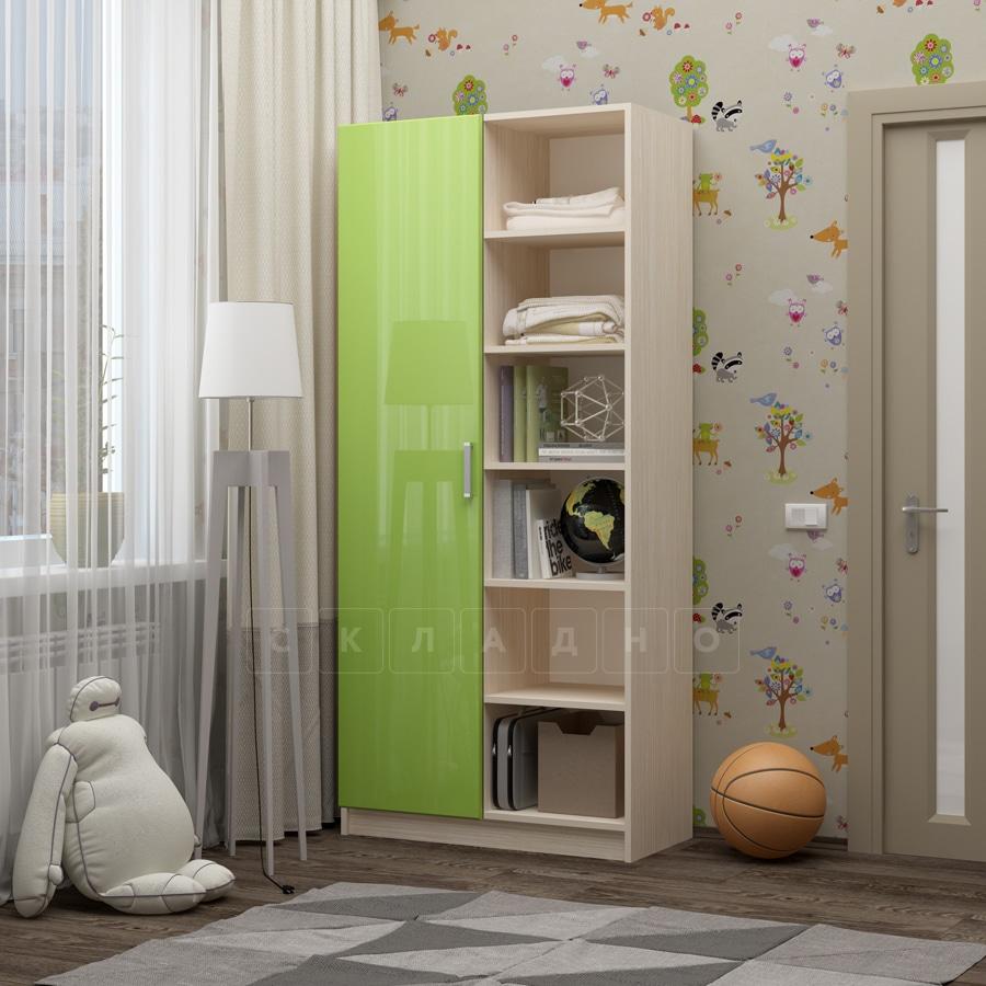 Шкаф в детскую Бемби-9 фото 1 | интернет-магазин Складно