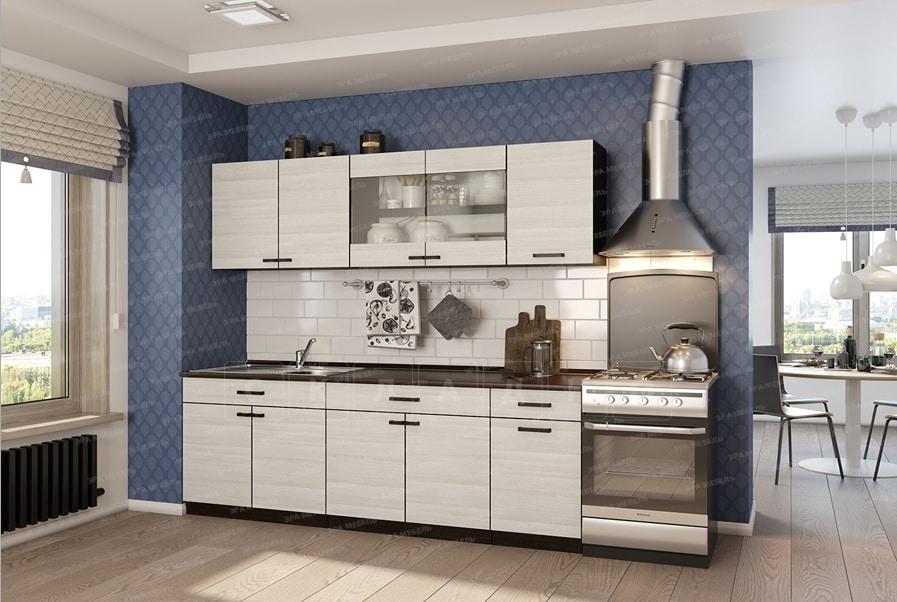 Кухонный гарнитур Мальва 2,0 м фото 1 | интернет-магазин Складно