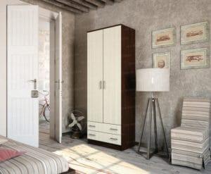 Шкаф Дуэт комбинированный фото | интернет-магазин Складно