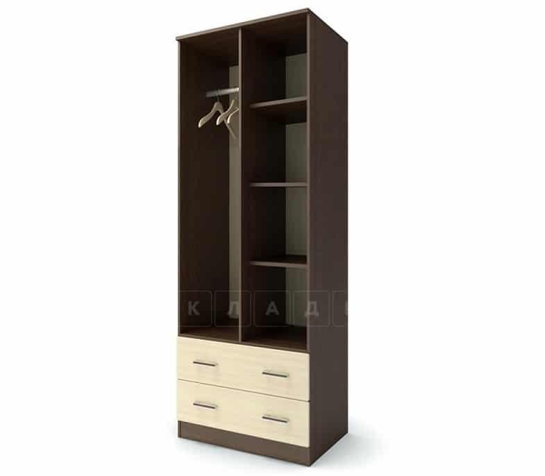 Шкаф Дуэт комбинированный фото 2 | интернет-магазин Складно