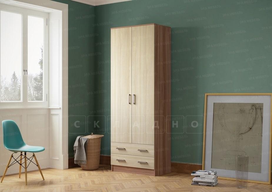 Шкаф Дуэт комбинированный фото 3 | интернет-магазин Складно